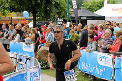 Bonn Triathlon - Run 2012 - 5