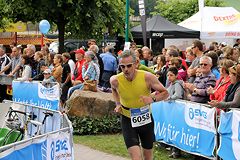 Bonn Triathlon - Run 2012 - 7
