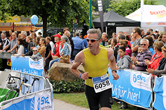 Bonn Triathlon - Run 2012 - 8
