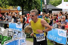 Bonn Triathlon - Run 2012 - 9
