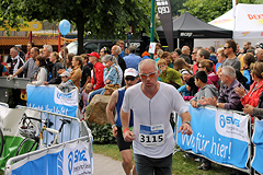 Bonn Triathlon - Run 2012 - 11