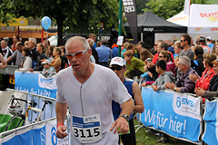 Bonn Triathlon - Run 2012 - 13