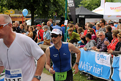 Bonn Triathlon - Run 2012 - 14