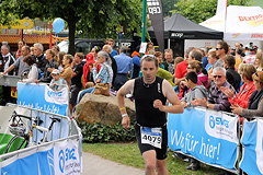 Bonn Triathlon - Run 2012 - 16