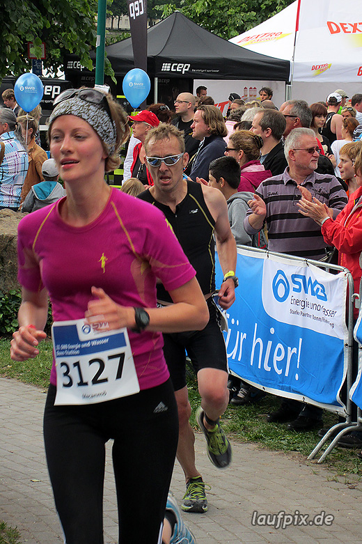 Bonn Triathlon - Run 2012