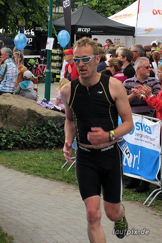 Bonn Triathlon - Run 2012 - 1097