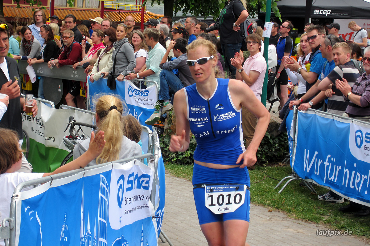 Bonn Triathlon - Run 2012 - 6