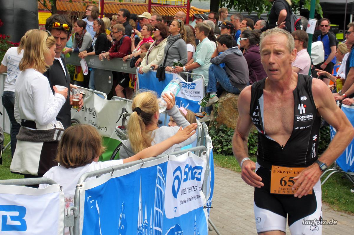 Bonn Triathlon - Run 2012 - 8