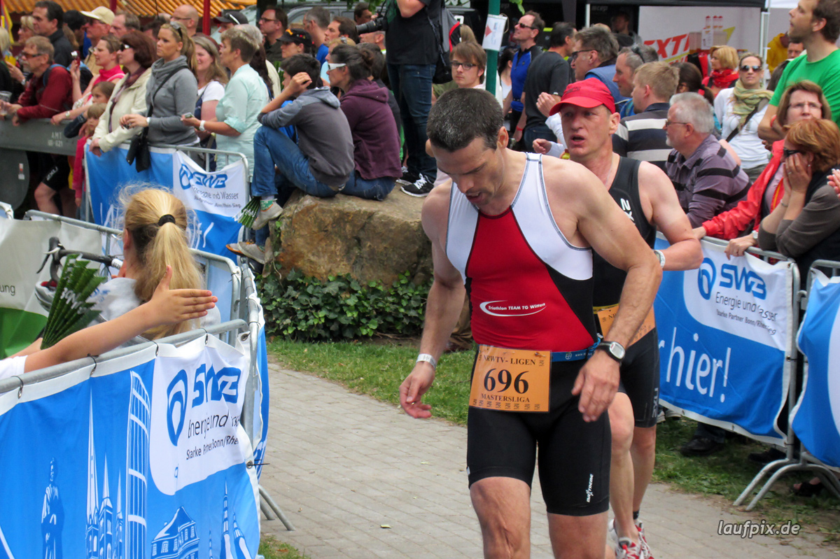 Bonn Triathlon - Run 2012 - 12