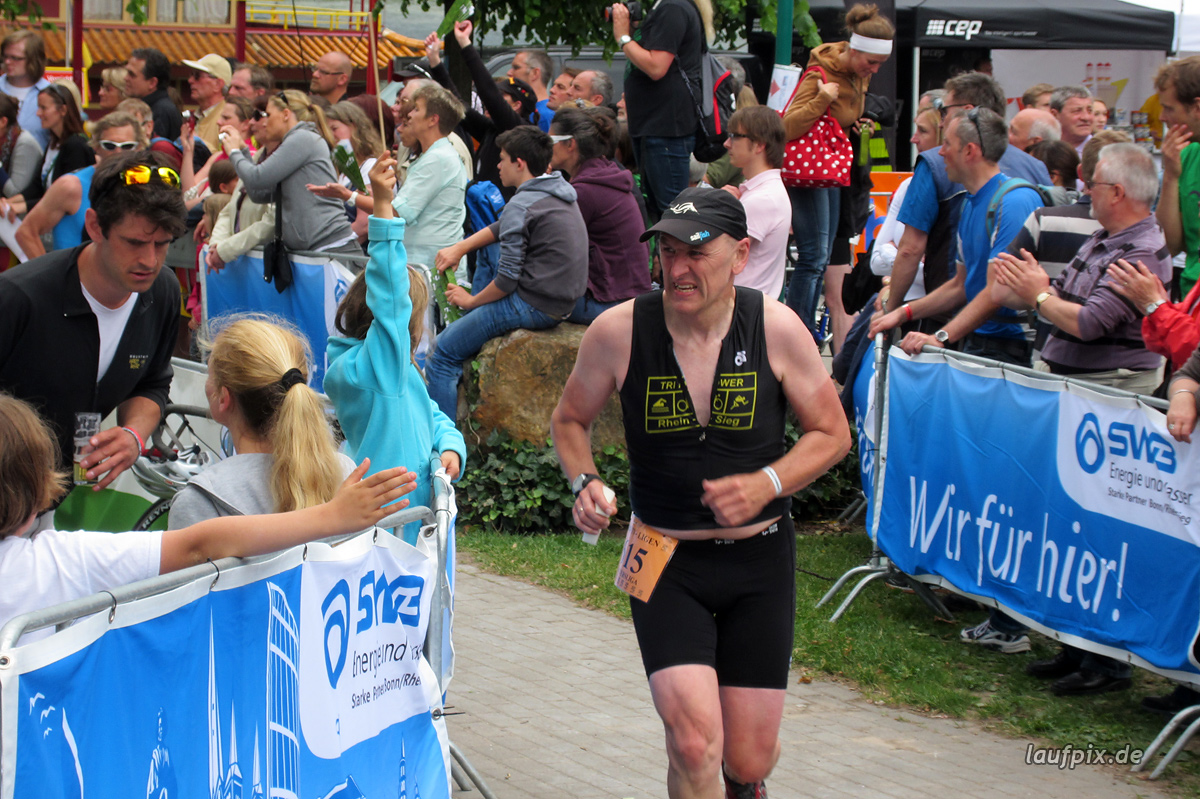 Bonn Triathlon - Run 2012 - 17