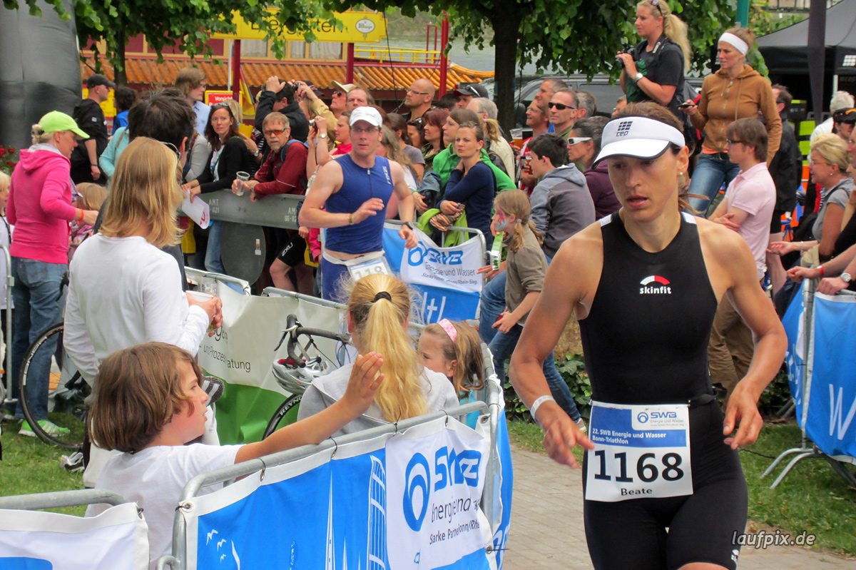 Bonn Triathlon - Run 2012 - 19