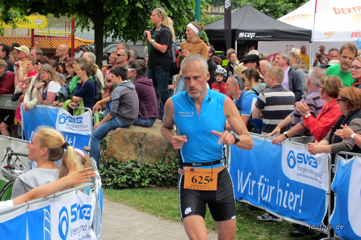 Bonn Triathlon - Run 2012 - 21