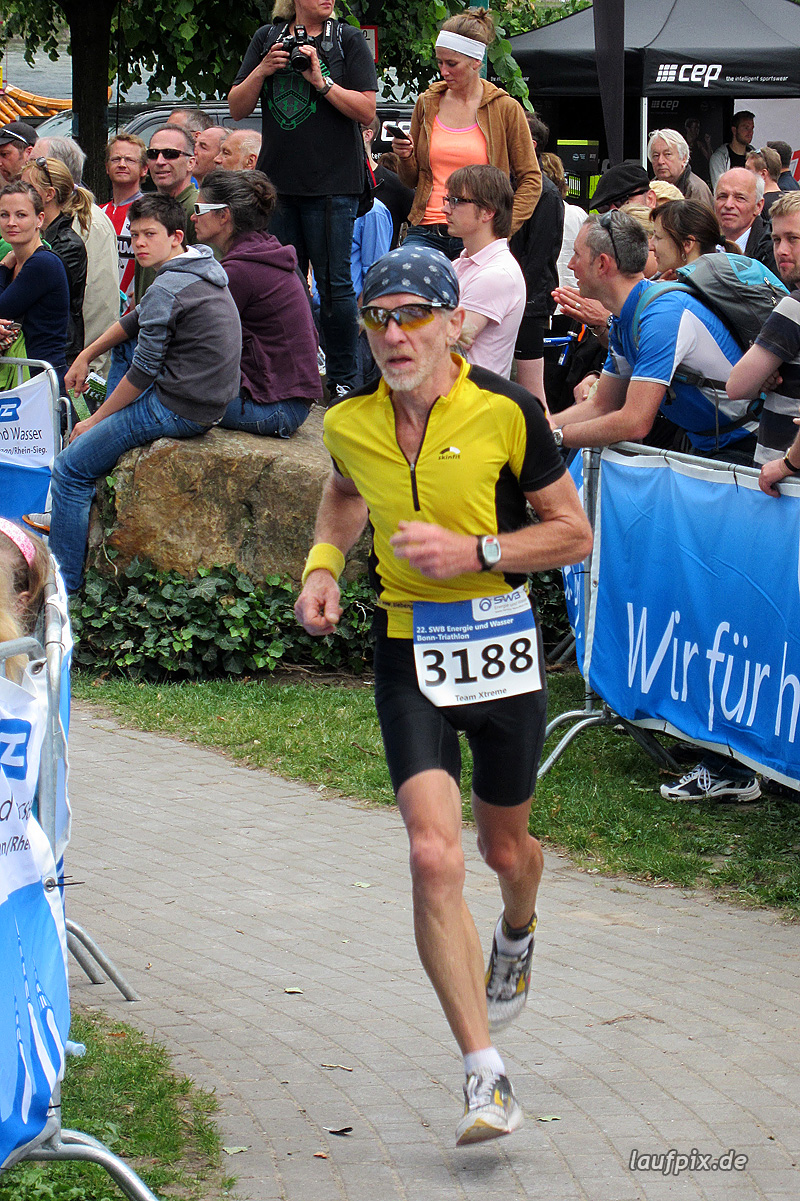 Bonn Triathlon - Run 2012 - 22