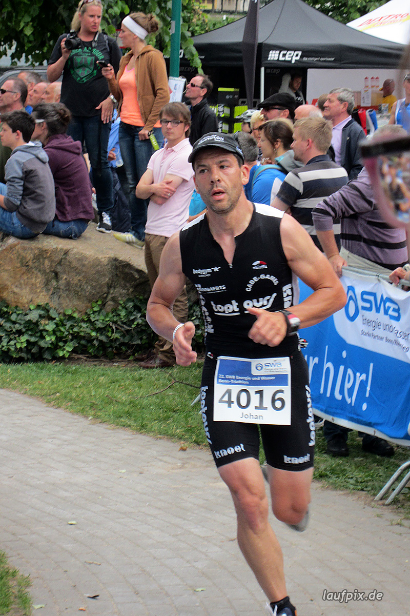 Bonn Triathlon - Run 2012 - 23