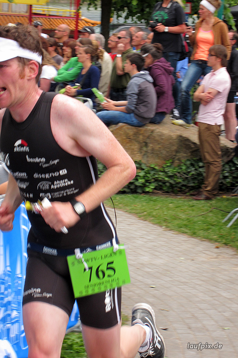 Bonn Triathlon - Run 2012 - 25