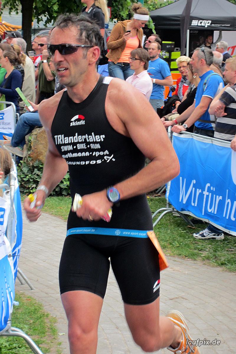 Bonn Triathlon - Run 2012 - 26