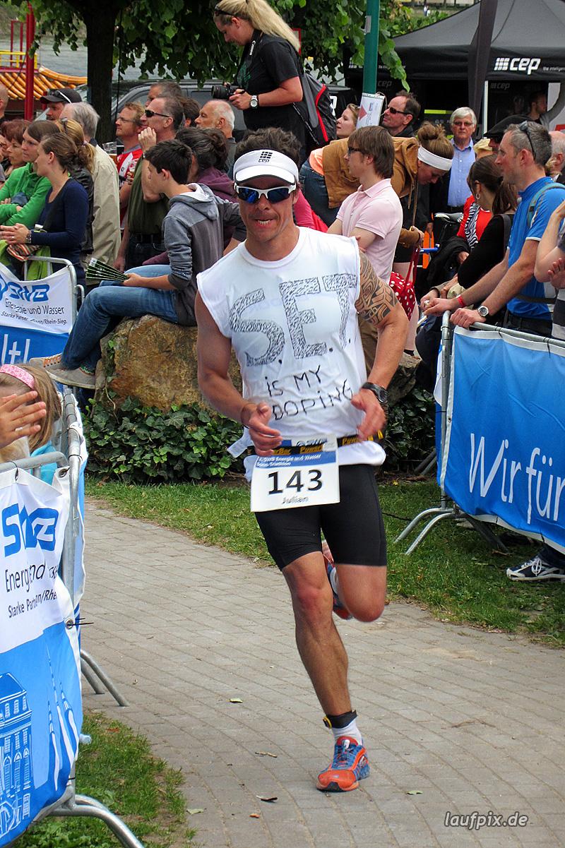 Bonn Triathlon - Run 2012 - 27