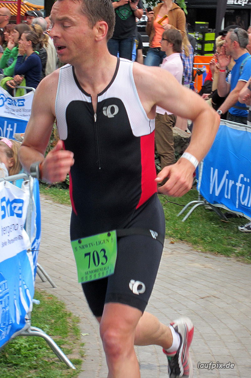 Bonn Triathlon - Run 2012 - 31