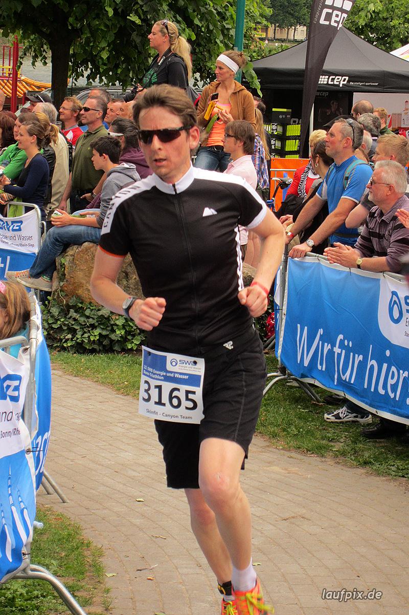 Bonn Triathlon - Run 2012 - 35