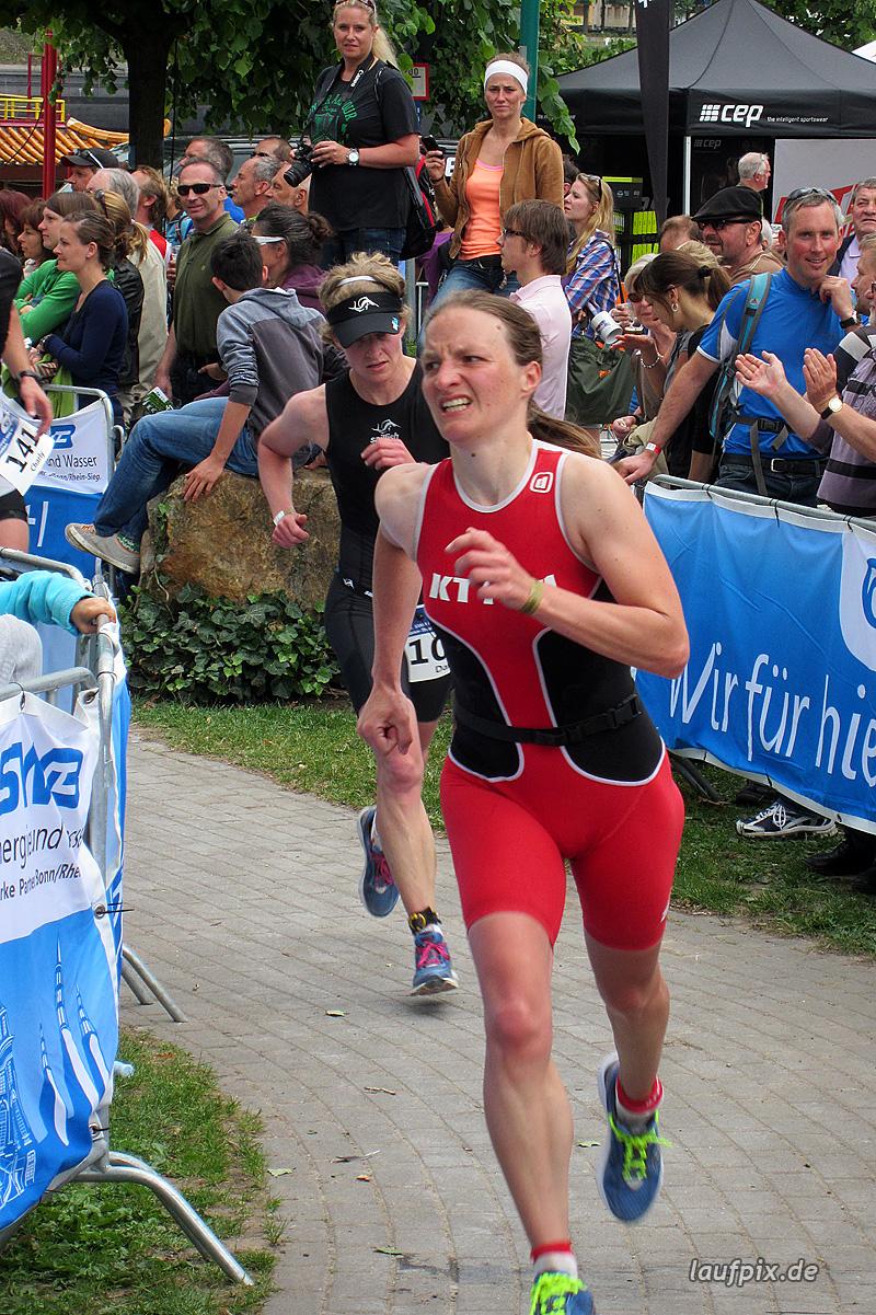 Bonn Triathlon - Run 2012 - 38