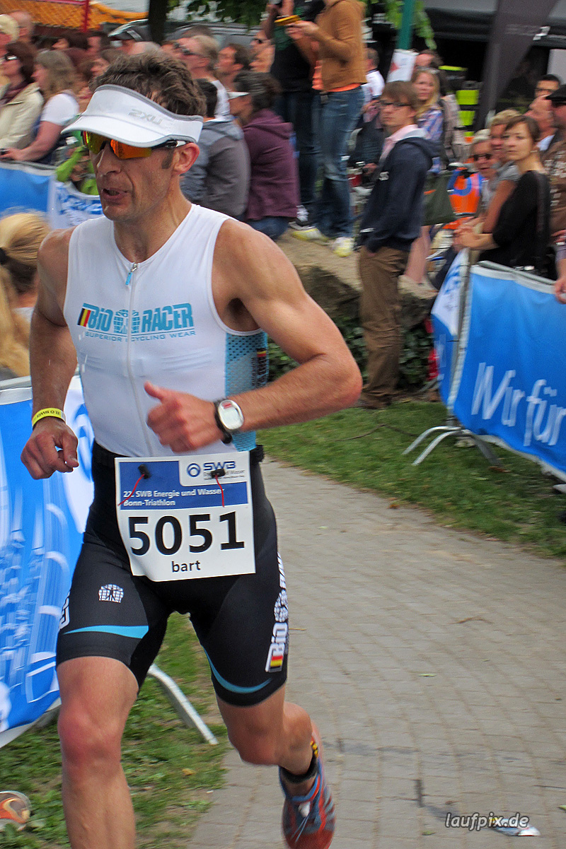 Bonn Triathlon - Run 2012 - 79