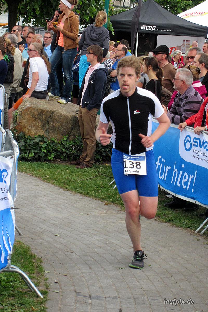 Bonn Triathlon - Run 2012 - 165