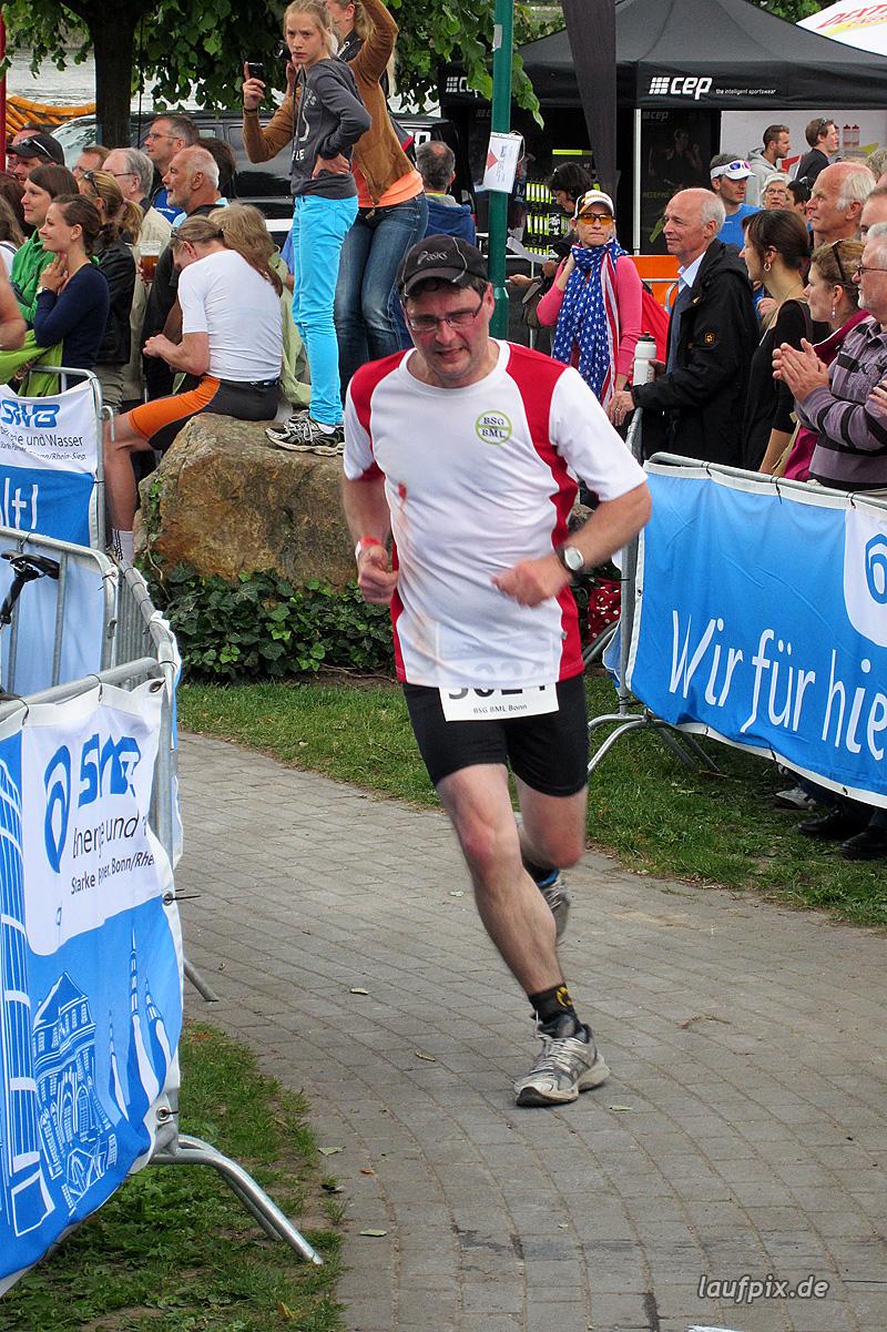 Bonn Triathlon - Run 2012 - 210