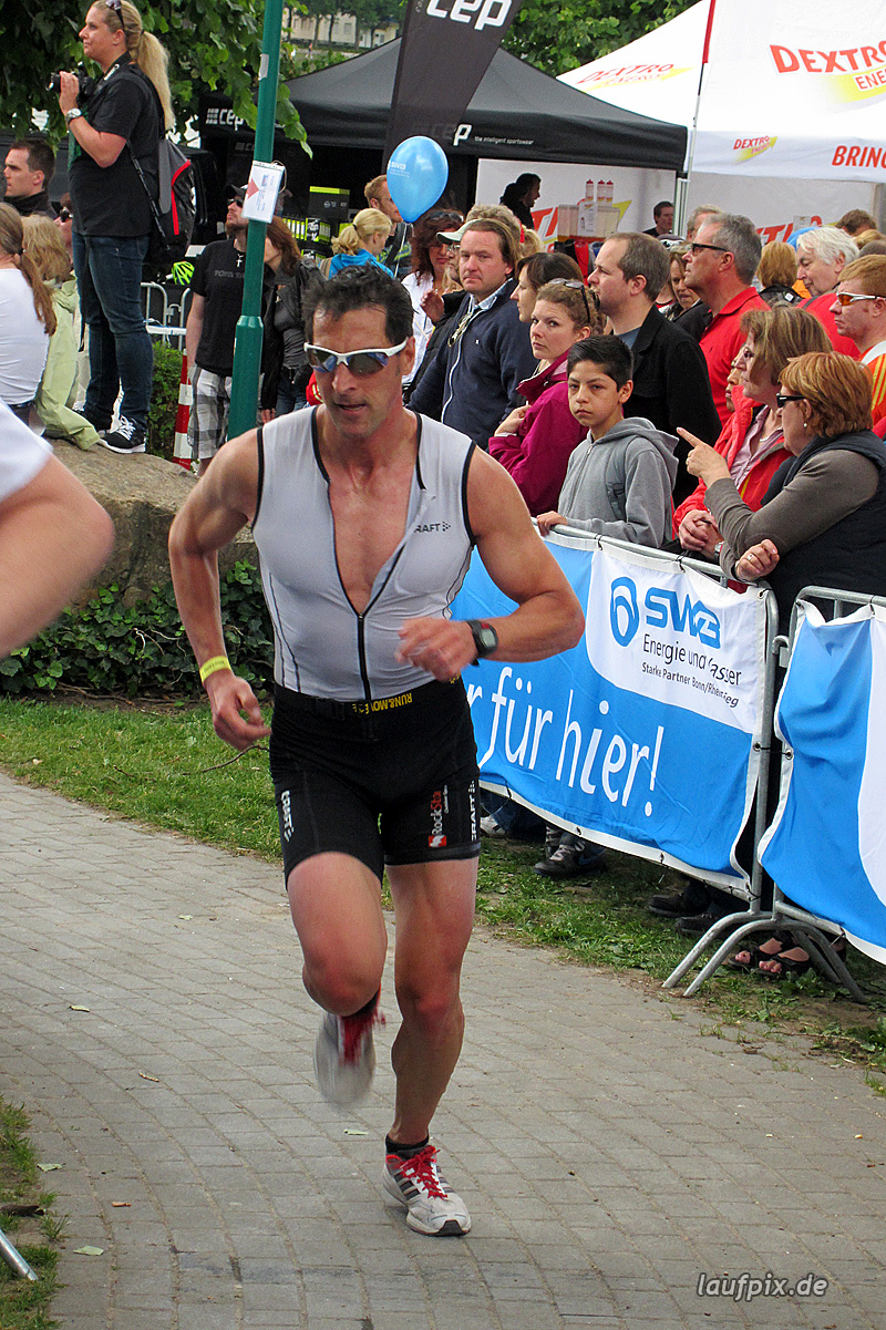 Bonn Triathlon - Run 2012 - 385