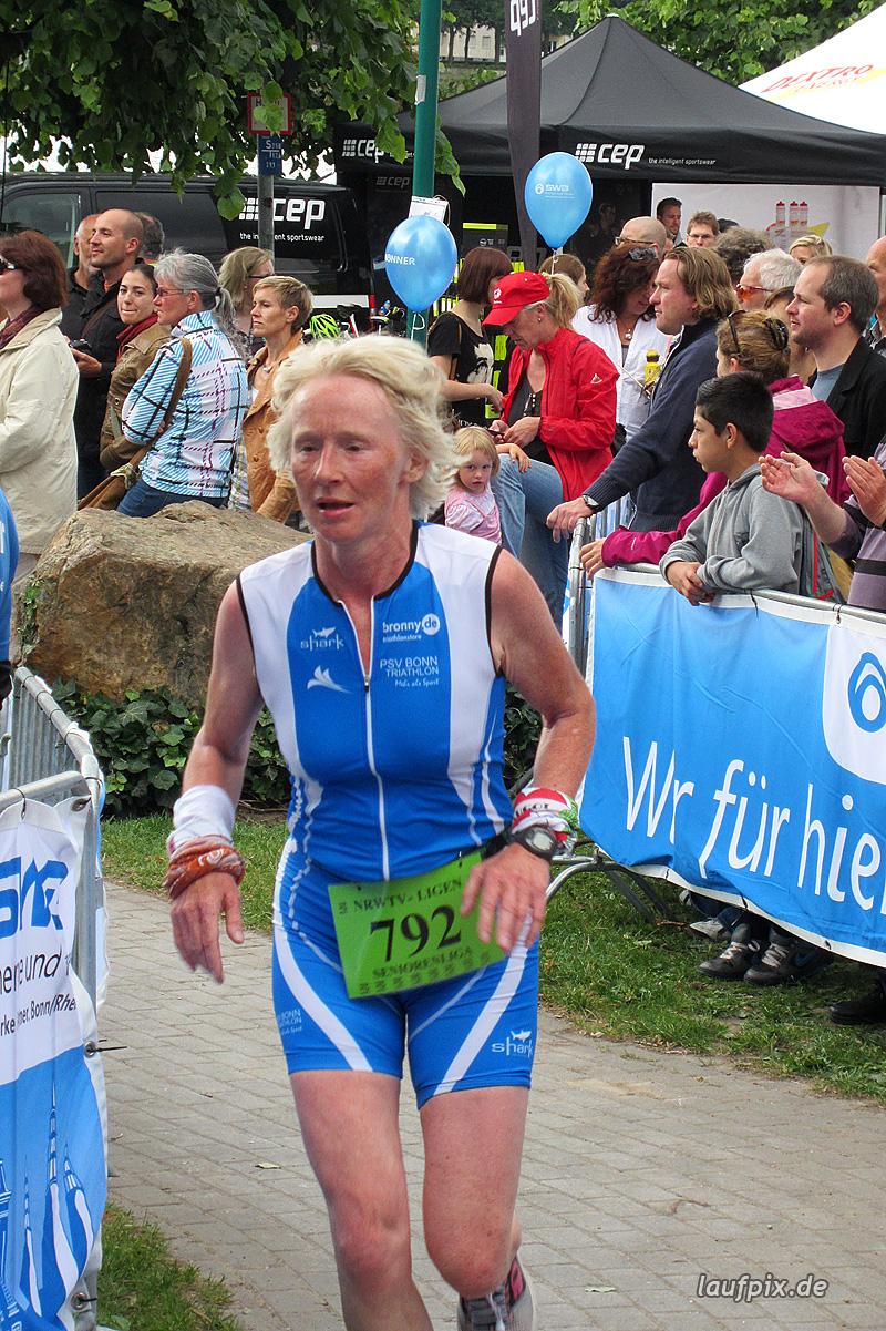 Bonn Triathlon - Run 2012 - 1086