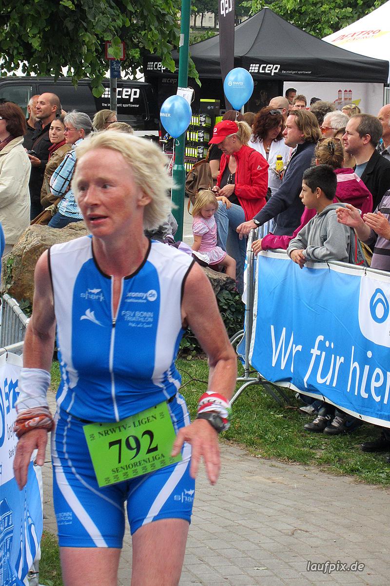 Bonn Triathlon - Run 2012 - 1087