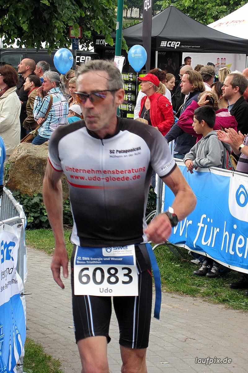 Bonn Triathlon - Run 2012 - 1091