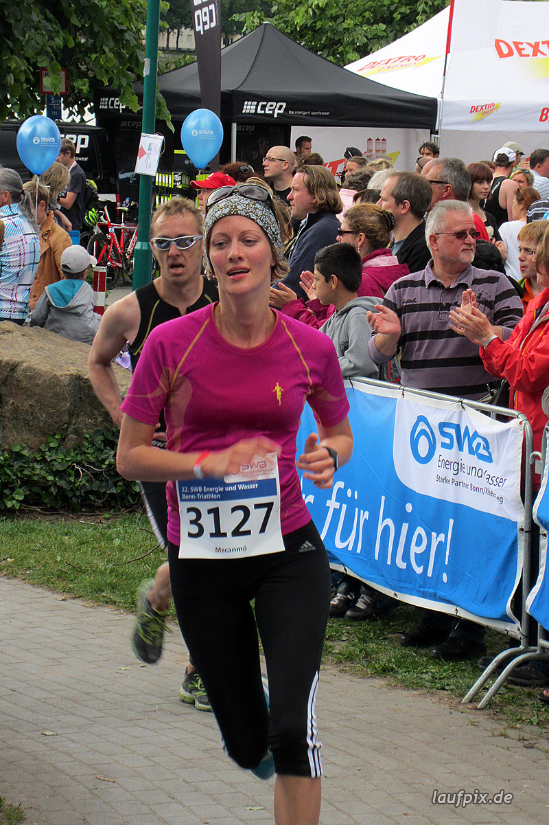 Bonn Triathlon - Run 2012 - 1094