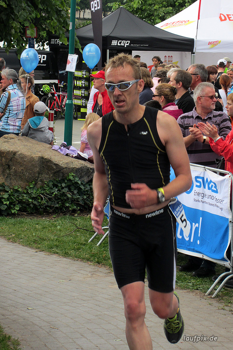 Bonn Triathlon - Run 2012 - 1097