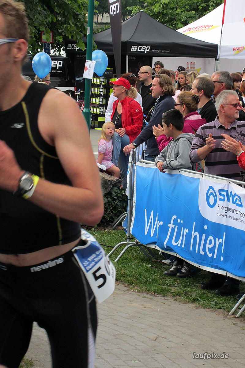 Bonn Triathlon - Run 2012 - 1099