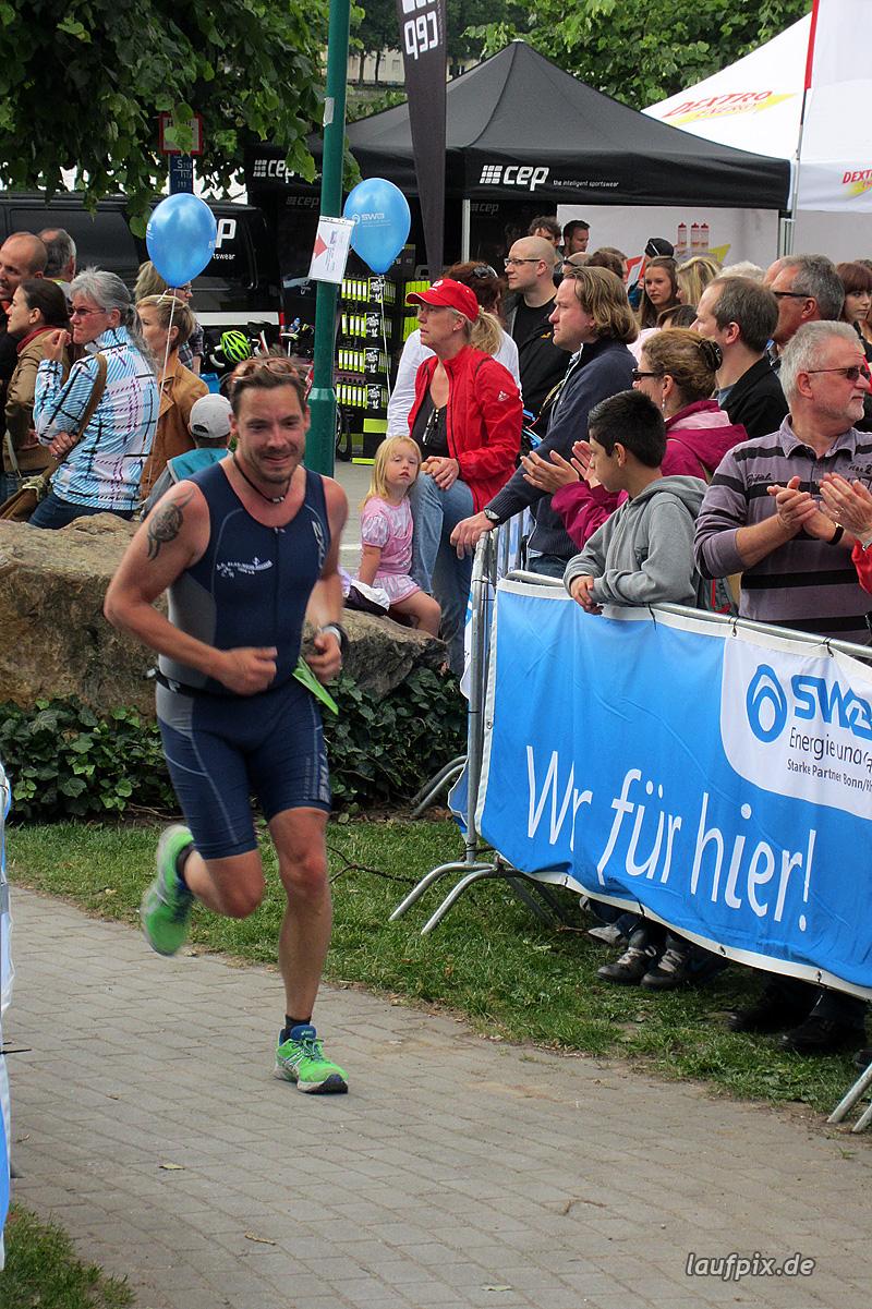 Bonn Triathlon - Run 2012 - 1100