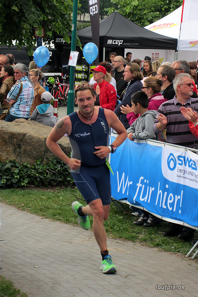 Bonn Triathlon - Run 2012 - 1101