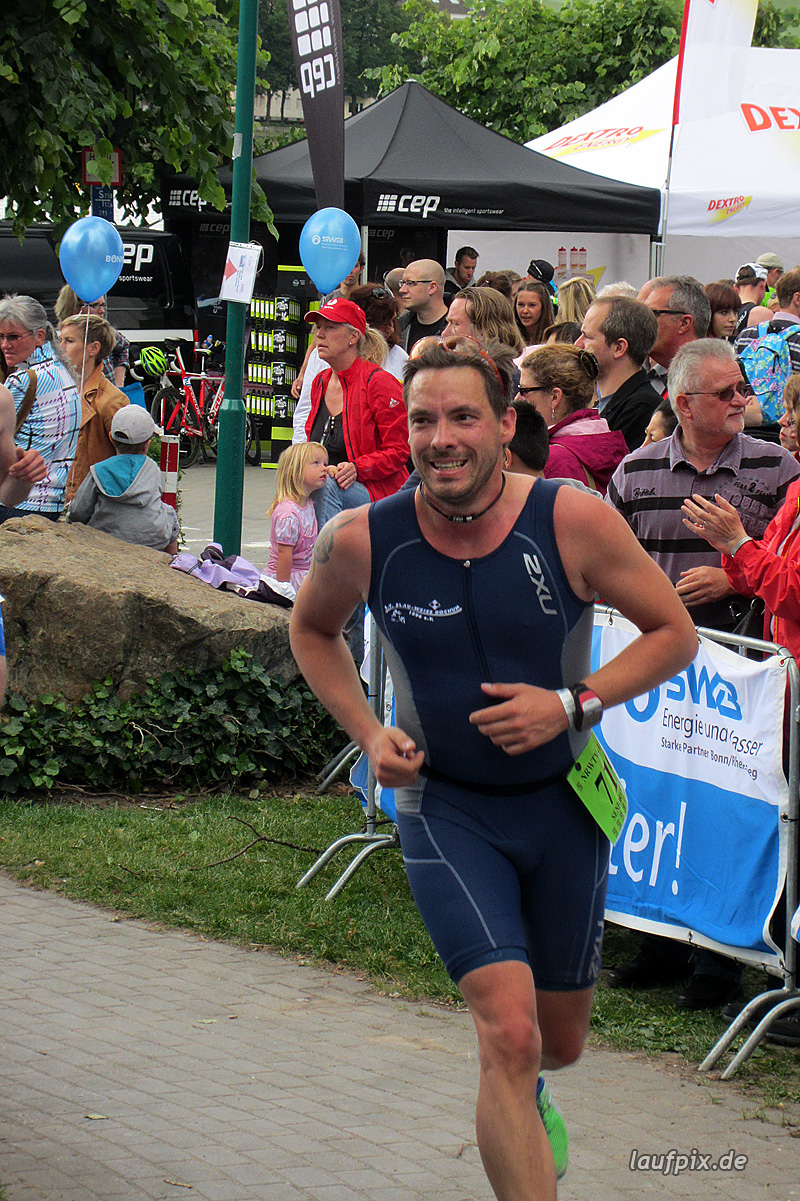 Bonn Triathlon - Run 2012 - 1103