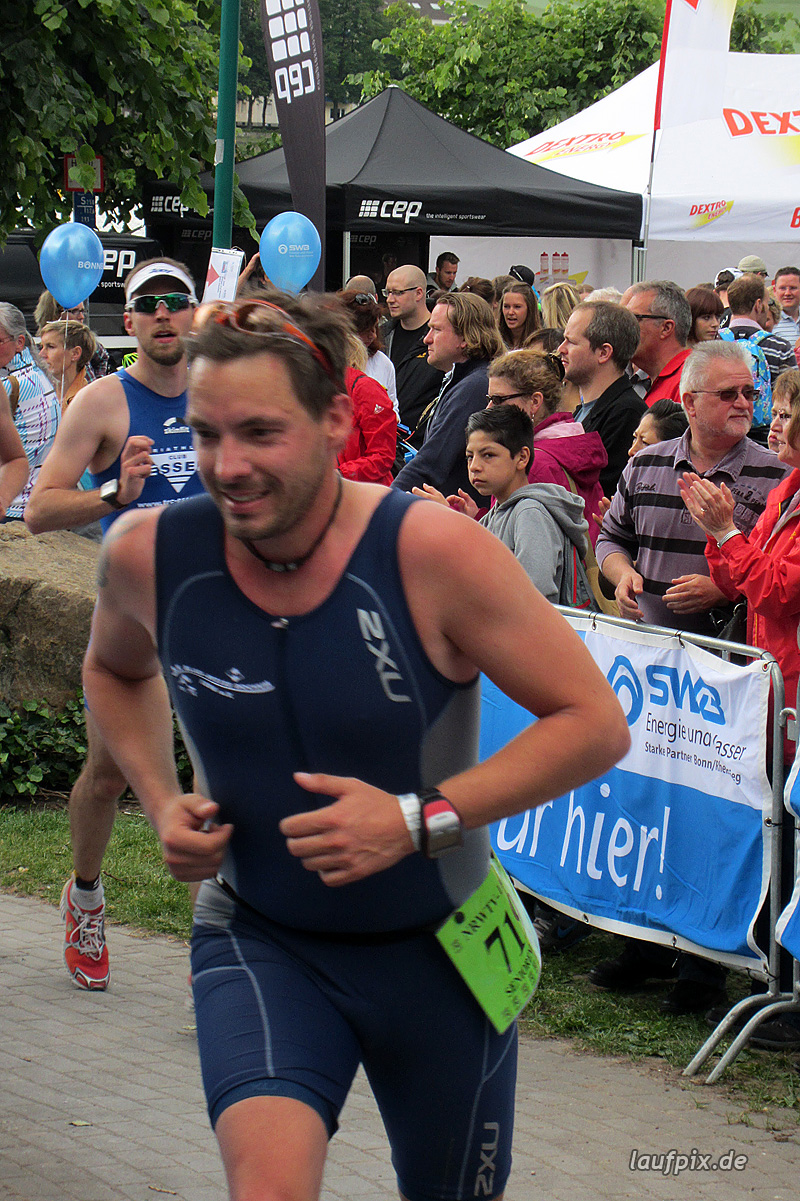 Bonn Triathlon - Run 2012 - 1105