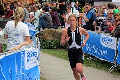 Bonn Triathlon - Run 2012 - 1