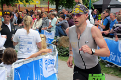 Bonn Triathlon - Run 2012 - 4