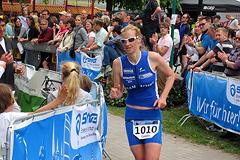 Bonn Triathlon - Run 2012 - 6