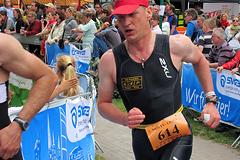 Bonn Triathlon - Run 2012 - 13