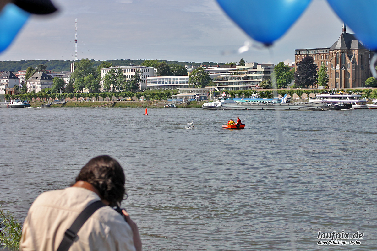 Bonn Triathlon - Swim 2012 - 47