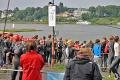 Bonn Triathlon - Swim 2012 - 1