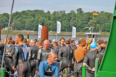 Bonn Triathlon - Swim 2012 - 2