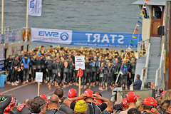 Bonn Triathlon - Swim 2012 - 4