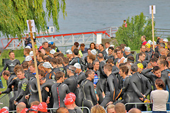 Bonn Triathlon - Swim 2012 - 7