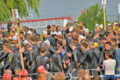 Bonn Triathlon - Swim 2012 - 10