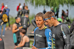 Bonn Triathlon - Swim 2012 - 15