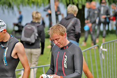 Bonn Triathlon - Swim 2012 - 16